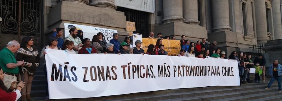 Más Zonas Típicas, más Patrimonio para Chile