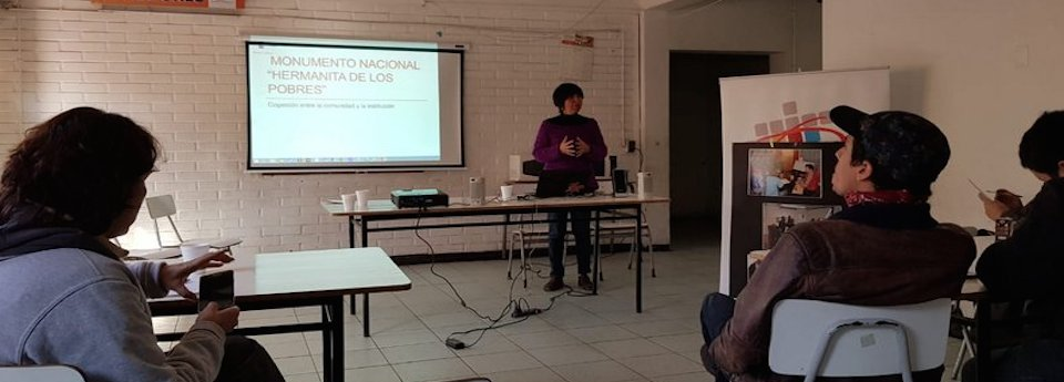 1er Congreso Zonal Región Metropolitana del Patrimonio