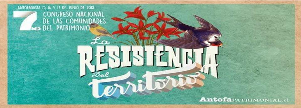 7mo Congreso Nacional de las Comunidades del Patrimonio