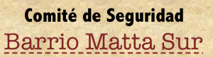 Logo Comité Seguridad