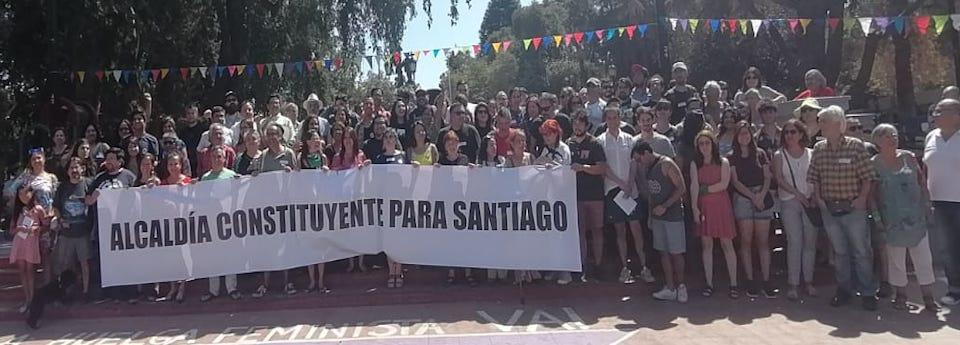 Alcaldía Constituyente para Santiago