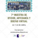 Afiche 7ª Feria Virtual